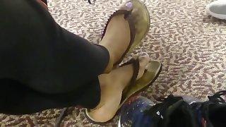 HS Friend's Candid Beautiful Ebony