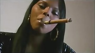 Smoking Ebony