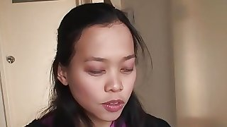 asian girl from the Netherlands fucked