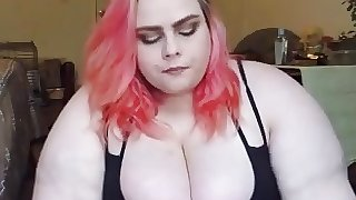 bbw princessfat is a feedee