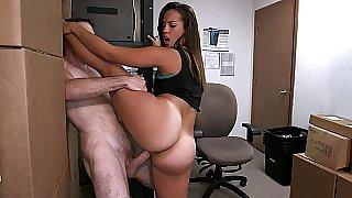 A new super ass Kelsi Monroe