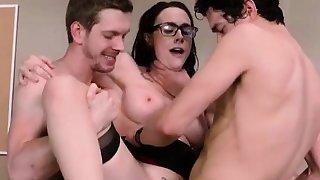 Hot Teacher Chanel Preston Enjoys Big Cocks And Jizz