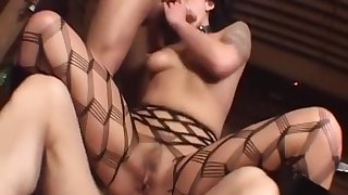 Crazy pornstar Katrina Kraven in hottest facial, cumshots adult scene