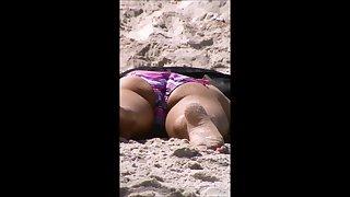 spring break voyeur crotch shot 191