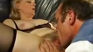 Horny Amateur movie with Hairy, Mature scenes