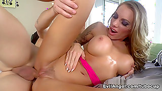 Exotic pornstars Juelz Ventura, Erik Everhard, Holly Michaels in Crazy Big Ass, Big Tits sex clip