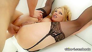 Incredible pornstars Briana Banks, Markus Dupree in Crazy Big Ass, Swallow porn scene