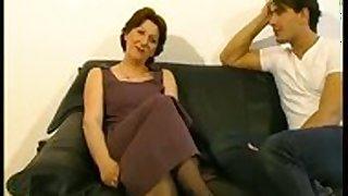milf anal cast hard fuck