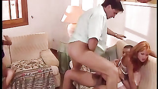 Orgy with fantastic Euro sluts that want it in every hole