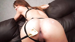 Candle Wax Domination Creampie