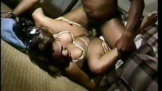 Vintage all ebony fuck with hot sluts