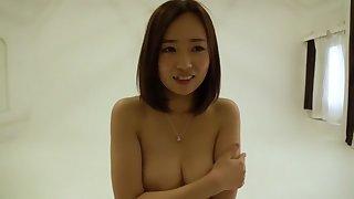 Best Japanese model Sakura Okano in Exotic compilation, striptease JAV video