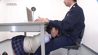 Hottest Japanese girl Nanase Otoha, Yuri Shinomiya, Kana Matsui, Hina Sakurazaki in Incredible college, couple JAV scene