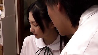 Amazing Japanese whore Azumi Mizushima in Crazy fetish, college JAV clip