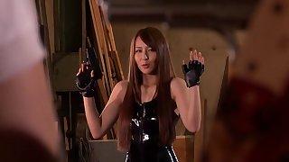 Crazy Japanese model Jessica Kizaki in Hottest fetish, cumshots JAV scene