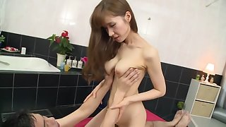Crazy Japanese model Yuna Hayashi in Hottest big tits, couple JAV clip