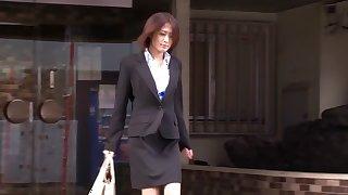 Hottest Japanese slut Yuki Natsume in Amazing fetish, small tits JAV scene