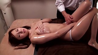 Exotic Japanese whore Amateur in Amazing massage, natural tits JAV clip