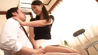 Nao Ogawa in The Wife Next Door part 1