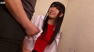 Amazing Japanese chick Riho Sawaki in Exotic rimming, college JAV scene