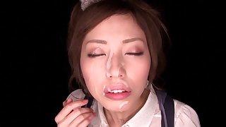Miyuki Yokoyama in Super Beautiful Face Angle part 2.1