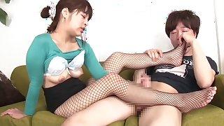 Yuuka Kaede in Cutie President part 3