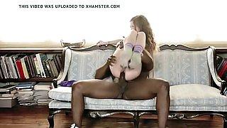 Kendall Seducing A Huge Black Dick