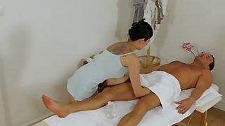 horny masseur adores lechery asian segment 2