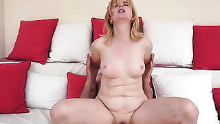 Blonde is fuckable
